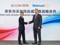 Walmart, JD.com Announce Shopping Festival, New Synergies