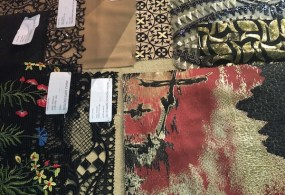 Texworld USA: Autumn Winter 2017-18 Textile Trends Channel the Elements