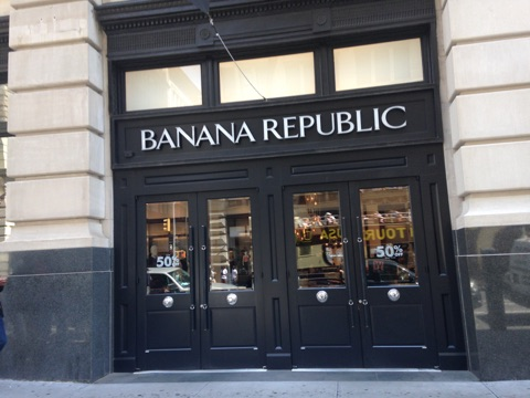 Banana Republic Flatiron One