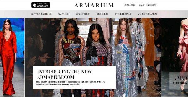 Net-a-Porter and Armarium