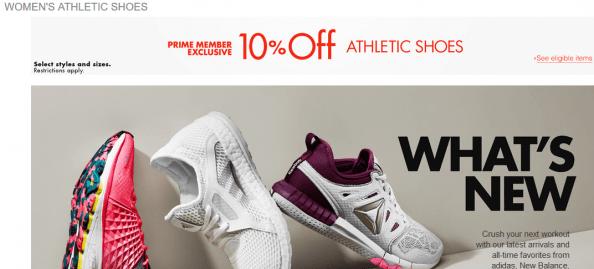 Amazon Athletic Shoes