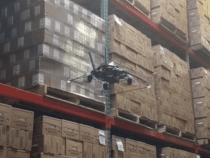 IFM Pilots Small Drone Army to Resolve Warehouse Inventory Issues