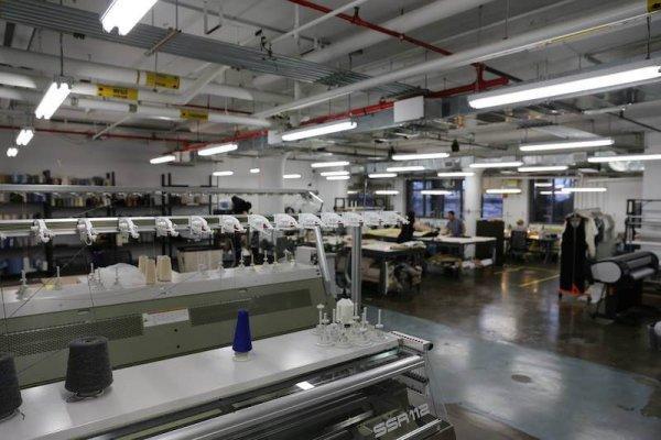 The Brooklyn Fashion+Design Accelerator's Production Lab