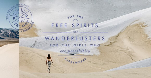 Free People Escapes