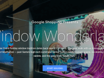 Google Shopping Brings Holiday Windows to the Web
