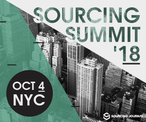 2018 NY Sourcing Journal Summit