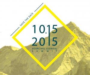 2015 Sourcing Journal Summit