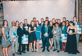 H&M Honors Innovators for Sustainable Fashion Concepts