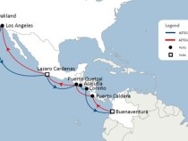 CMA CGM Launches Azteca Linking California Ports to Latin American Hubs