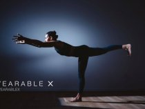Wearable X Unveils Yoga Apparel that Vibrates When You're Out of Alignment