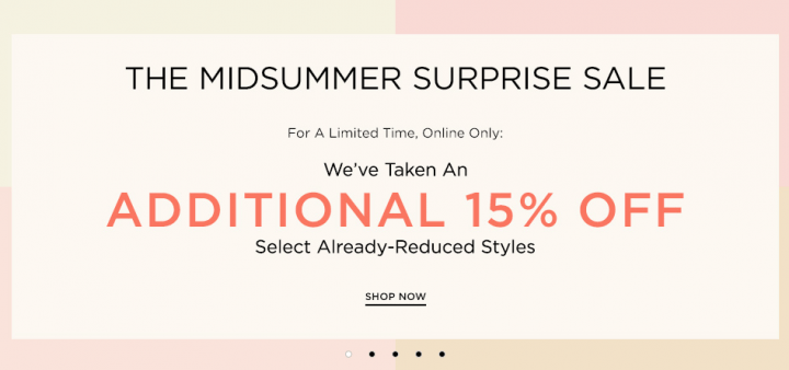 Saks Lord & Taylor Amazon Prime Day copycat sale