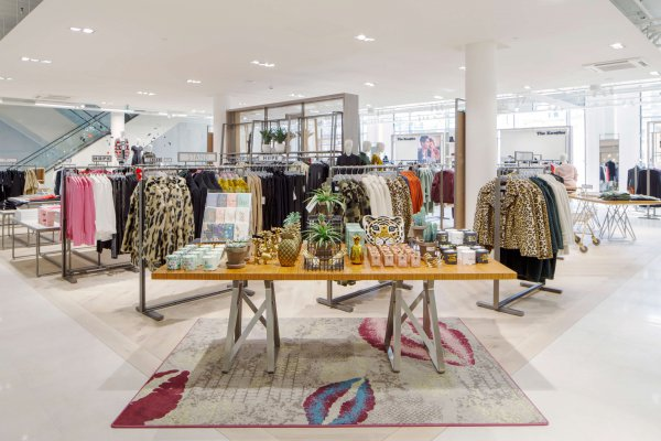 Hudson's Bay losses continue to soar