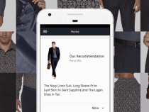 Perry Ellis Taps Amazon's Alexa to Help Men Get Dressed