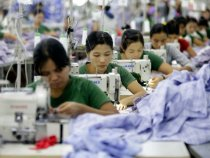 Myanmar Approves 33% Wage Hike for Garment Workers