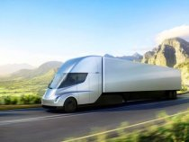 Tesla's Electric Big Rig May be Next Step in Trucking Evolution—And Walmart's Already Ordered Some