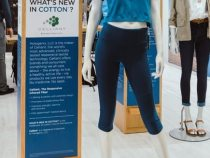 These Cotton Yoga Pants Improve Blood Circularity During Physical Activity