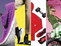 The Year in Sneakers: Speed, Celebrity & Trump-RelatedMissteps