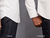 J.Crew Takes Cues From Untuckit's Practical Apparel Approach