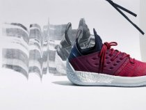 Adidas' Latest Basketball Shoe Maps NBA All Star's Footwear to Advance Performance