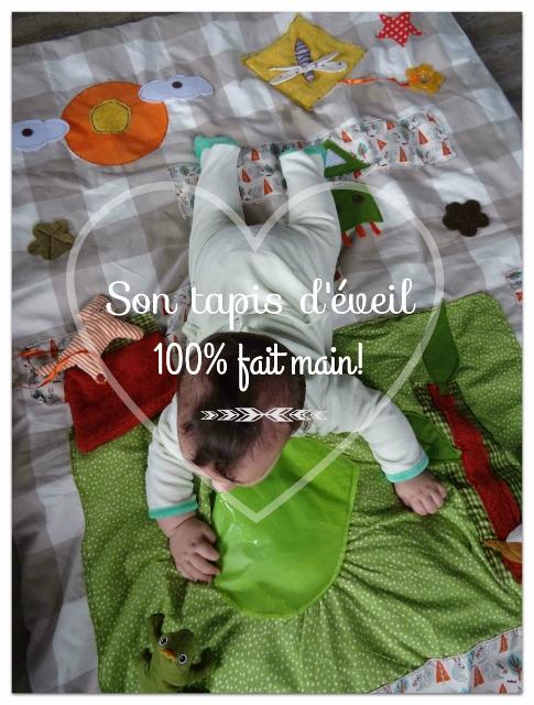 premier tapis d eveil souris maman