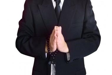 喪服と礼服とスーツ