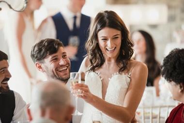 結婚式の挨拶マナー