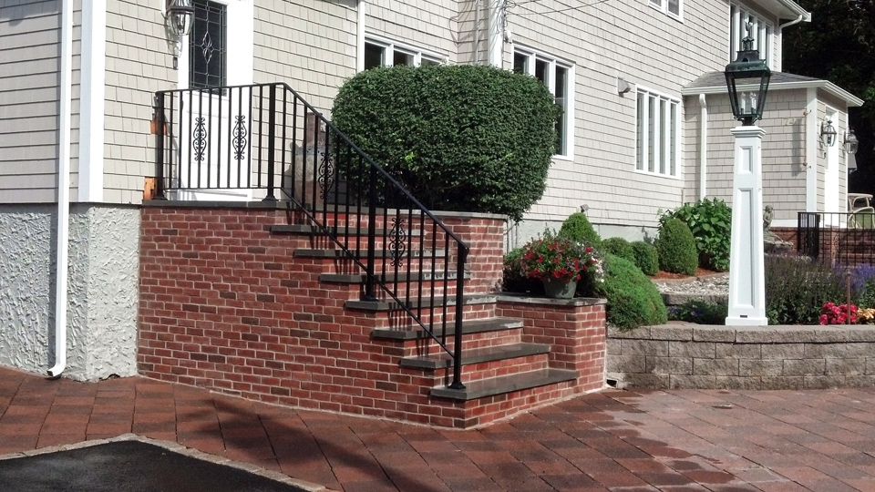 Wrought Iron Railings Ma Ri Custom Iron Hand Rails Ornamental | Iron Handrails For Outdoor Steps | Deck | Simple | Outside | Free Standing | Galvanized Iron