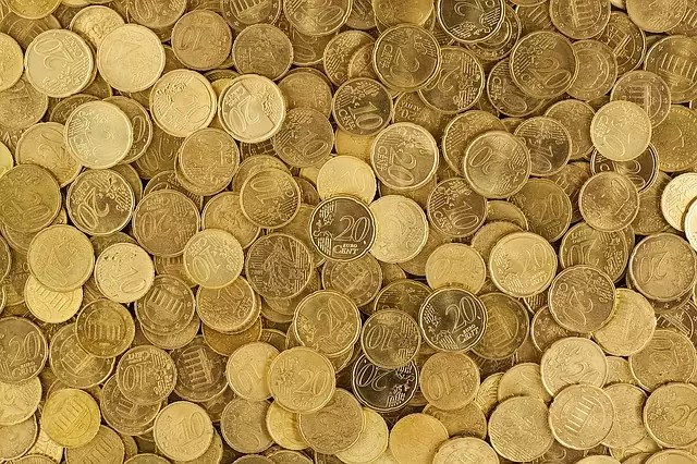euro, coins, currency