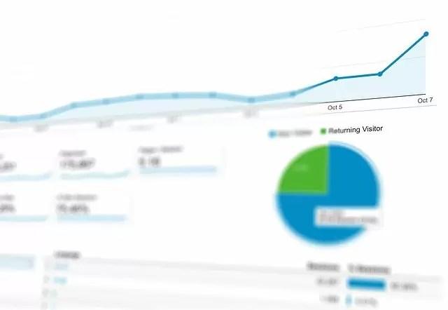 analytics, chart, data