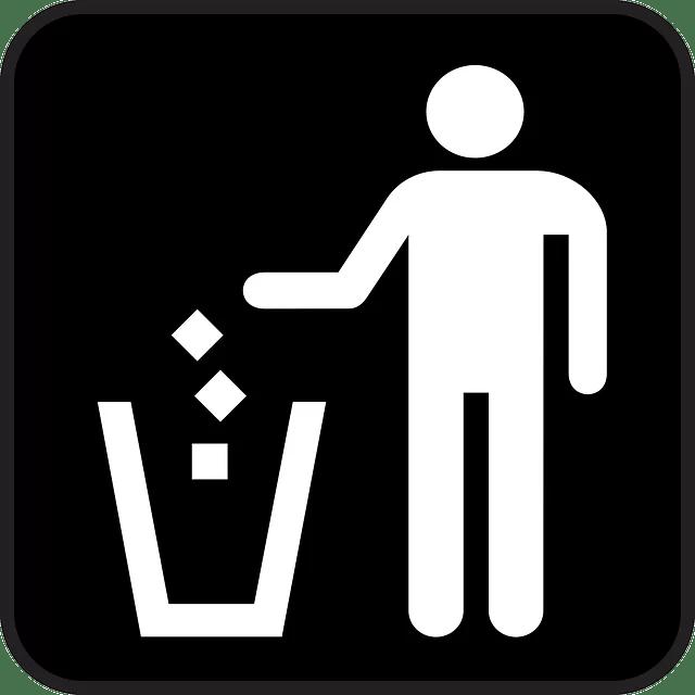 trashcan, waste basket, recycle