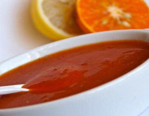 Как приготовить вкусный кисло-сладкий соус классический
