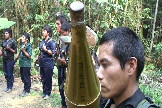 祕魯的光明之路游擊隊