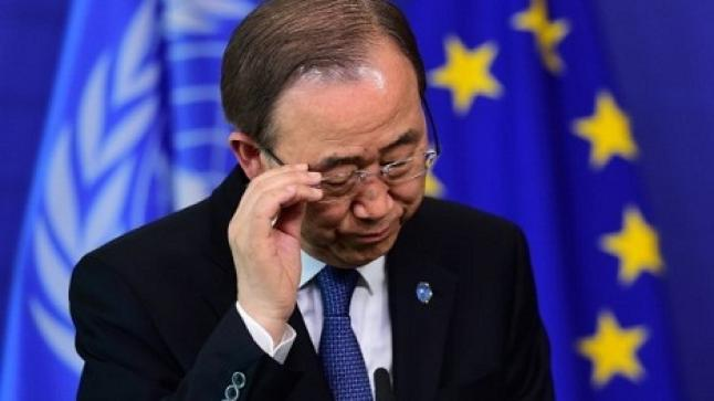 شباب بتندوف : بان كيمون تقاضى الأموال من أجل تصريحاته