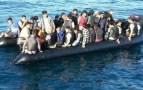 اغتقال مهربين للبشر ومرشحيىن للهجرة بشاطئ بإقليم تيزنيت