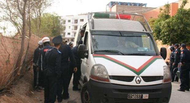 """اعتقال """" الصكعة"""" بحي المسيرة بأكادير"""