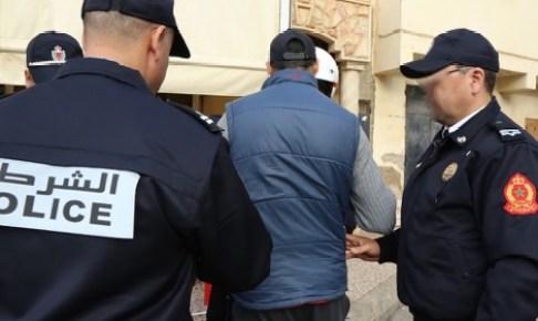 """الخميسات: اعتقال """"روشيرشي"""" صدرت في حقه 23 مذكرة"""