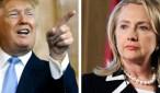هيلاري: ترامب تحرش بي خلال الحملة الانتخابية