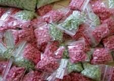 إجهاض عملية إدخال 200 ألف مخدر إكستازي إلى المغرب