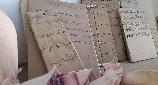 ايادي الشر تخرب تجهيزات مسجد عتيق بأولوز