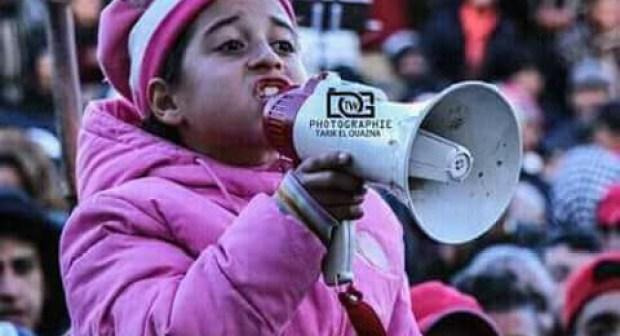 """ريحانة…طفلة من جرادة تصرخ"""" ديرو للشعب فين يخدم"""""""