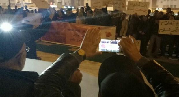 أكادير: احتجاج المئات بعد اعتراف واشنطن بالقدس عاصمة لإسرائيل