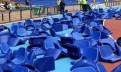 مراكش: متابعة 59 شخصا في أحداث الشغب بالملعب الكبير