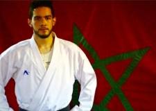 سهيل مسطاري…ممثل المغرب في الدوري الممتاز للكراطي بالنمسا