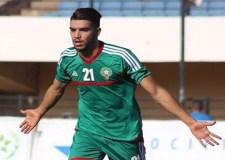 ابن الدشيرة وليد أزارو يلتحق رسميا بالمنتخب المغربي