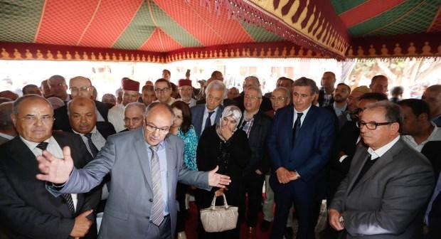 أخنوش يتجول بين إنزكان وتارودانت لتفقد مشاريع المغرب الأخضر