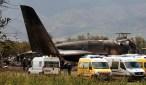 257 قتيل من بينهم 26 عسكري من البوليساريو في حادث سقوط طائرة عسكرية جزائرية