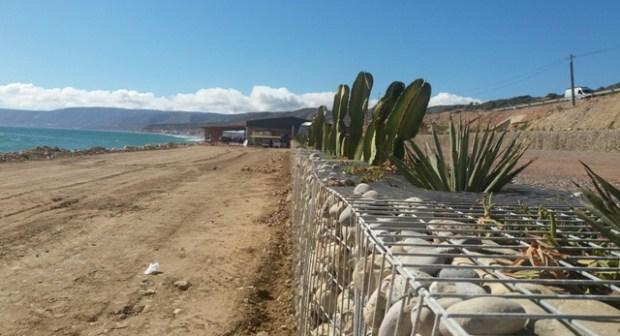 هذه حقيقة فيديو هدم صخرة لتوسيع مشروع سياحي شمال أكادير