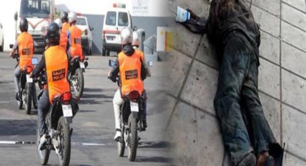 إنزكان: توقيف قاتل مبحوث عنه خلال حملة أمنية في صفوف المتشردين