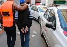 فيديو يوقف قاتل تلميذة بسيارته  بمحيط جامعة ابن زهر