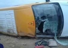 فاجعة النقل المدرسي: قتلى وجرحى وسط التلاميذ